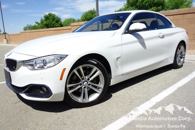 2016 BMW 428i xDrive SULEV Convertible