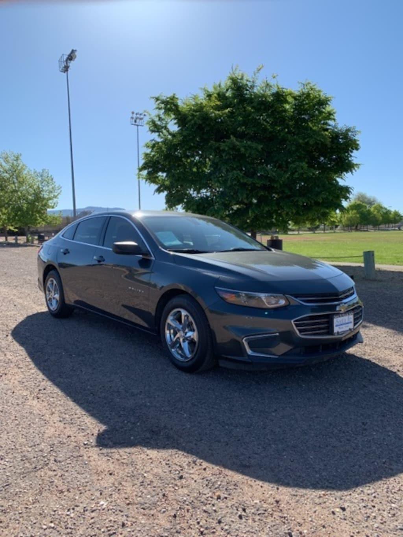 Santa Fe Chevrolet >> Used 2017 Chevrolet Malibu For Sale Santa Fe Nm Near Los Alamos Espanola Vin 1g1zb5st2hf241632