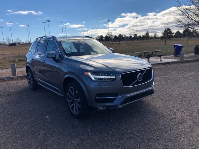 New 2019 Volvo XC90 T6 Momentum SUV For Sale/Lease Santa Fe, NM