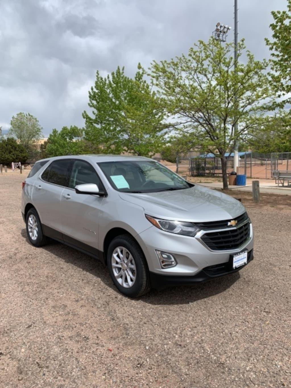 Santa Fe Chevrolet >> Used 2018 Chevrolet Equinox For Sale Santa Fe Nm Near Los Alamos Espanola Vin 3gnaxsevxjs574784