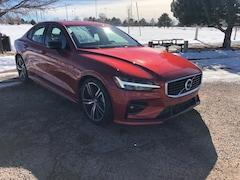 2019 Volvo S60 T6 R-Design Sedan 7JRA22TM0KG000794