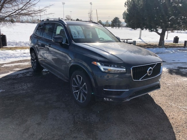 New 2019 Volvo XC90 T6 Momentum SUV For Sale/Lease Santa Fe, NM