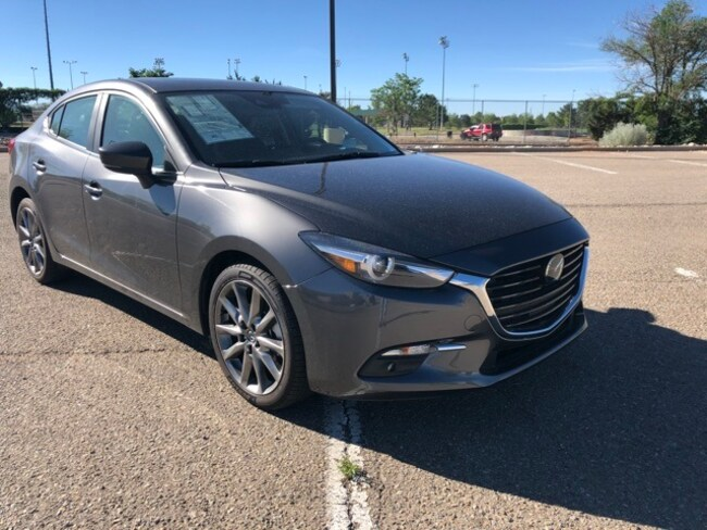 Used 2018 Mazda Mazda3 Grand Touring Sedan in Santa Fe, NM