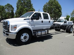 New 2017 Ford F-650-750 F-650 SD Diesel Straight Frame Commercial-truck 1FDWW6DE1HDB11707 for sale in Rancho Santa Margarita, CA