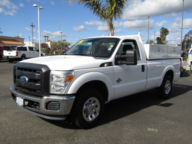 2011 Ford F-250 XL Long Bed Truck