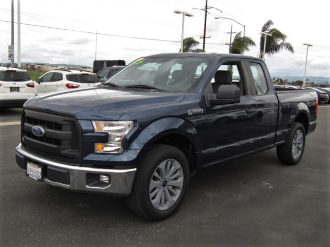 2016 Ford F-150 XL Extended Cab Truck