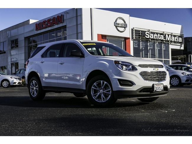 DYNAMIC_PREF_LABEL_AUTO_USED_DETAILS_INVENTORY_DETAIL1_ALTATTRIBUTEBEFORE 2017 Chevrolet Equinox LS SUV DYNAMIC_PREF_LABEL_AUTO_USED_DETAILS_INVENTORY_DETAIL1_ALTATTRIBUTEAFTER