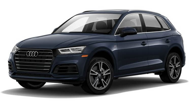 2020 Audi Q5 PHEV Premium Plus - Moonlight Blue