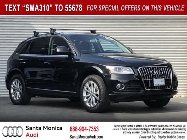 Used 2015 Audi Q5 2.0T Premium Plus SUV near Los Angeles