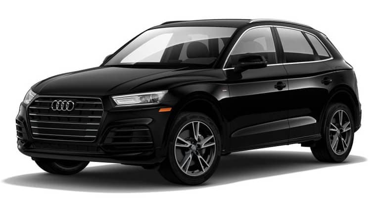2020 Audi Q5 PHEV Premium - Brilliant Black