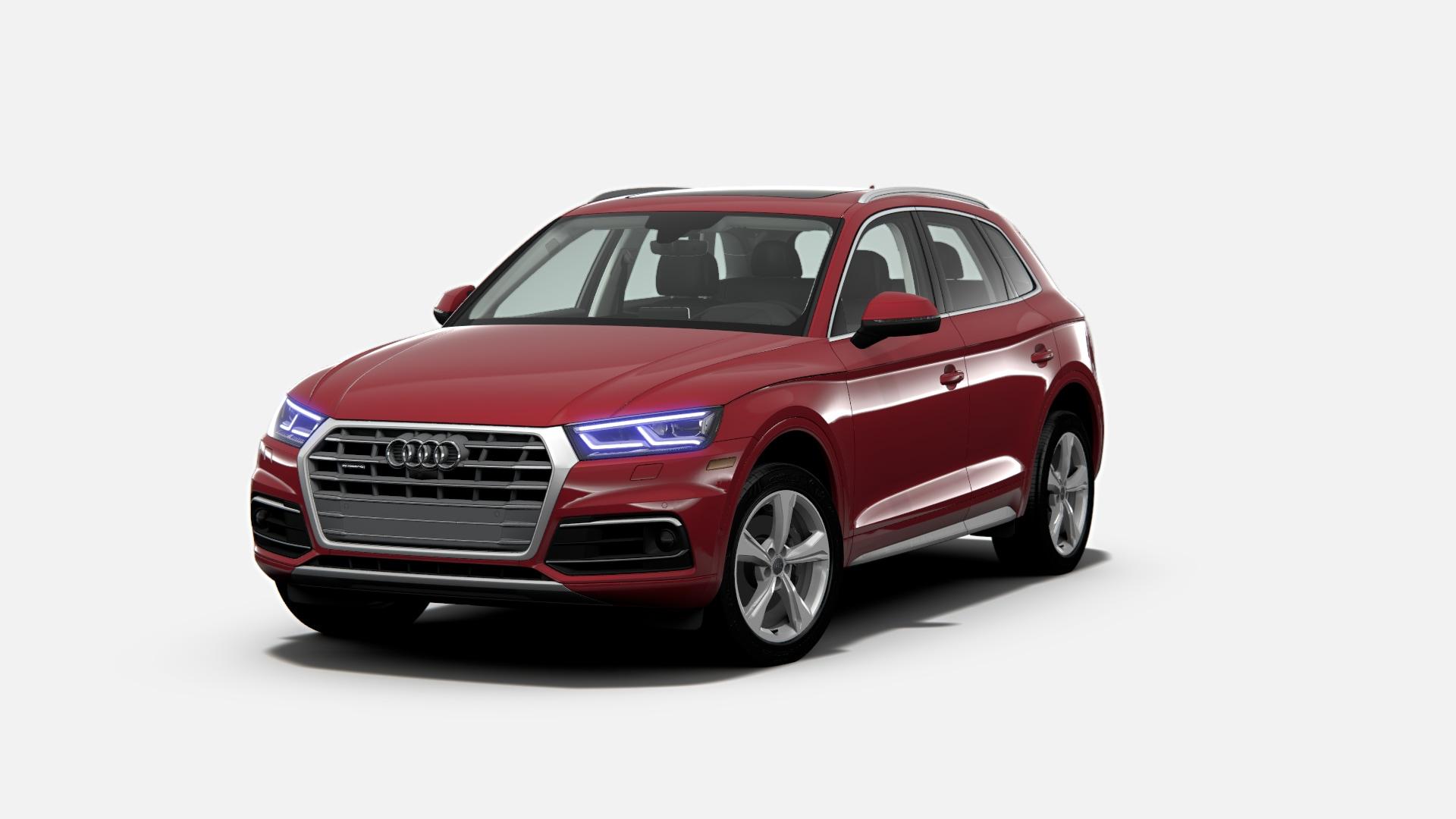 2020 Audi Q5 Trim Levels: Premium vs. Premium Plus vs ...
