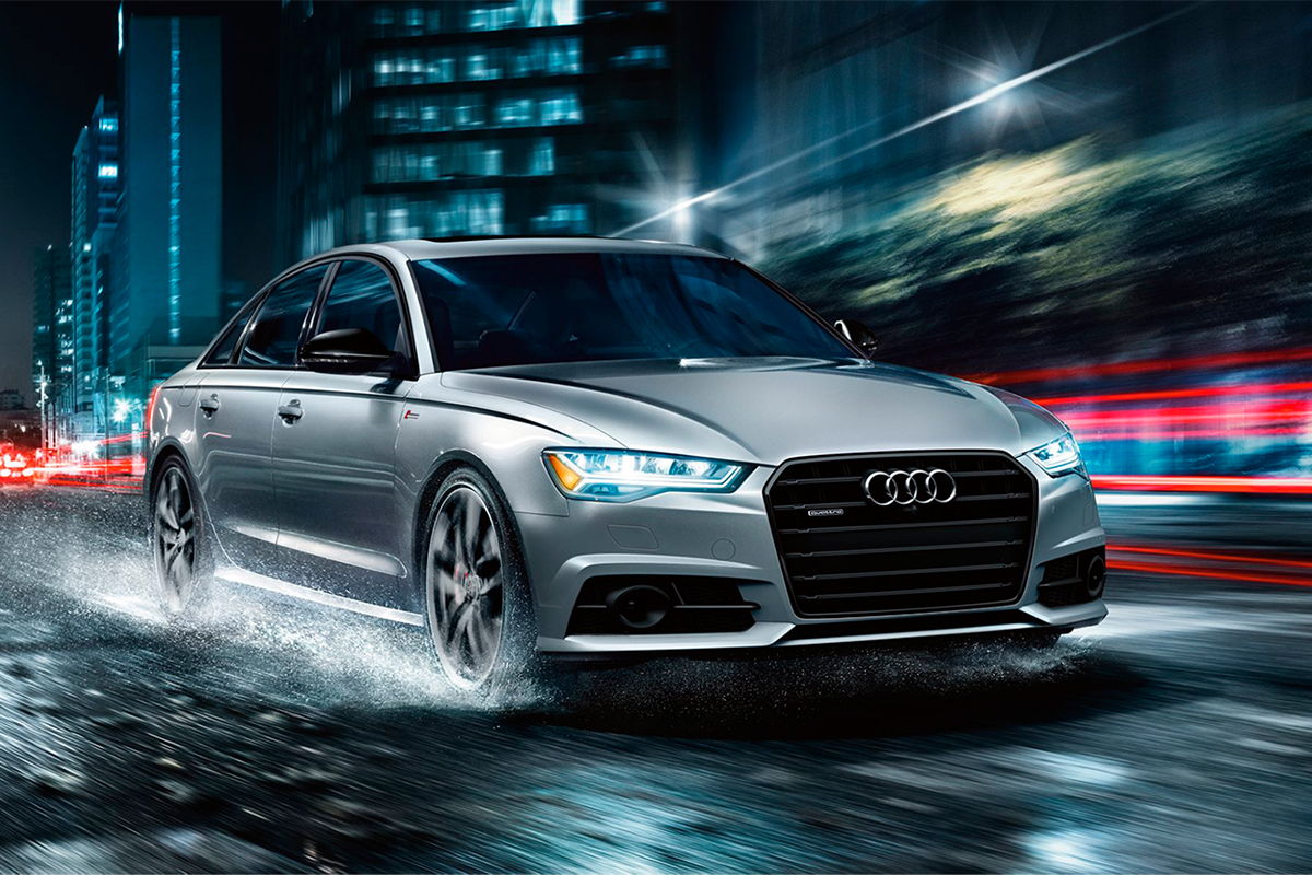 2018 Audi A6 Competition