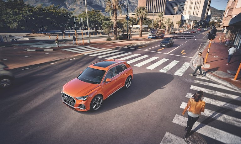 2019 Audi Q3 Safety Features