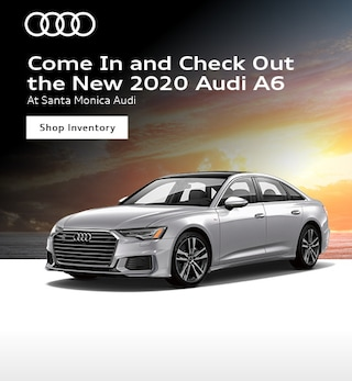 Come In and Check Out the New 2020 Audi A6