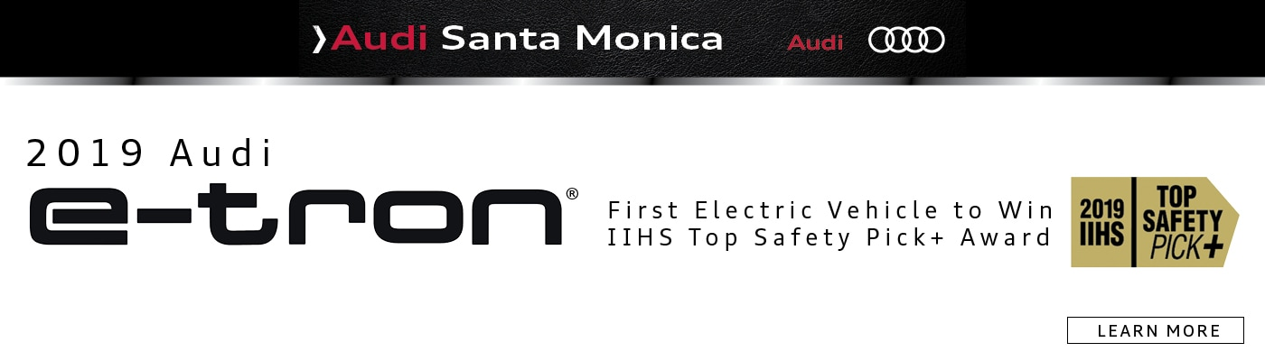 e-tron Safety Award
