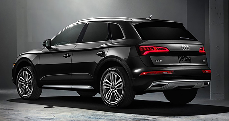 2018 Audi Q5 Foreign Business Professionals Program