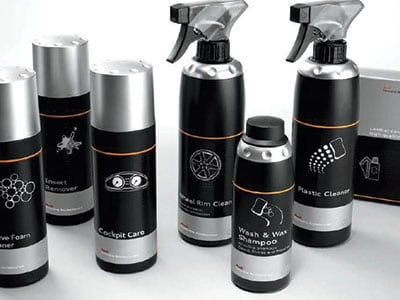 Audi Car Care Products