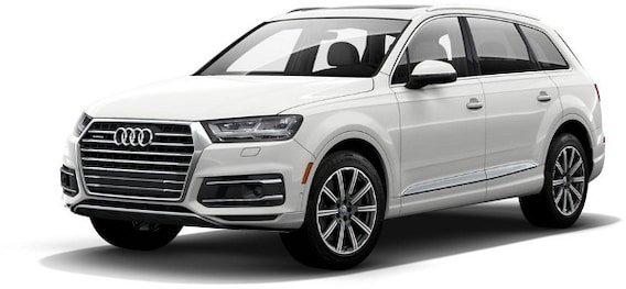 2019 Audi Q7 Lease Deal: $599/mo for 36 Months | $3,999 Down