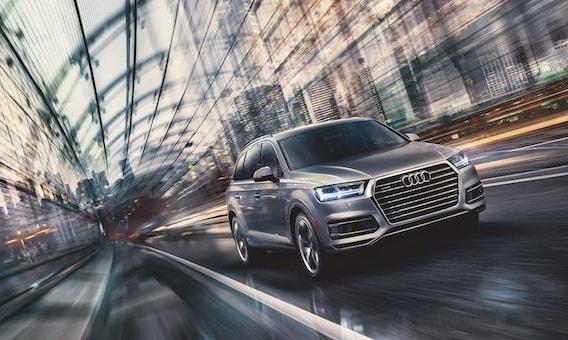 2019 Audi Q7 Trim Levels | Premium vs  Premium Plus vs