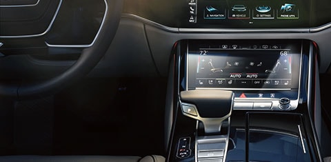 2019 Audi A8 Technology Features