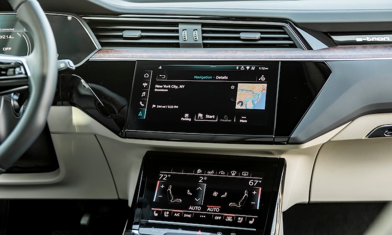 2019 Audi e-tron Safety & Technology Features