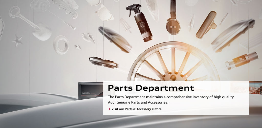 Genuine Audi Car SUV OEM Parts Center Near Los Angeles Audi - Audi oem parts