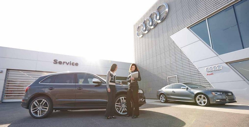 Audi Car Service and Repair Center at Santa Monica Audi