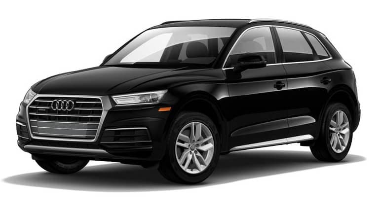 2020 Audi Q5 Premium - Brilliant Black