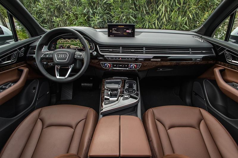 Audi Q7 Model Review And Overview Santa Monica Audi