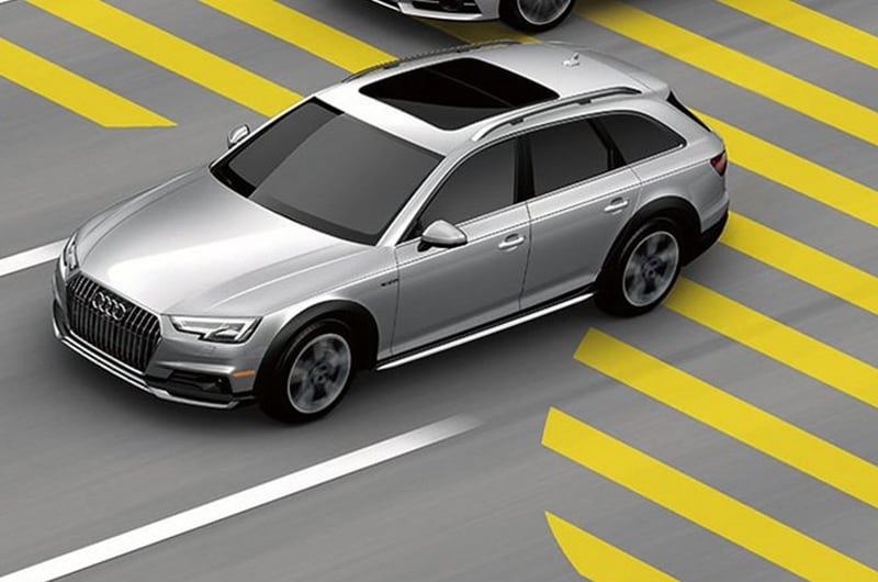 2018 Audi A4 Allroad Safety