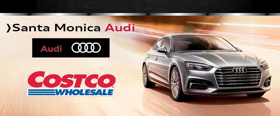 Santa Monica Audi Partnership Costco
