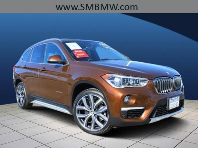 2017 BMW X1 Sdrive28i Sports Activity Vehicle SUV
