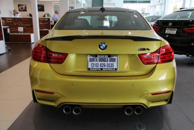 New 2017 Bmw M4 For Sale At Santa Monica Bmw Vin