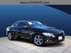 2015 BMW 4 Series 428i RWD Sulev Convertible
