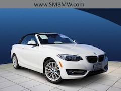 Used 2016 BMW 2 Series 228i RWD Convertible in Houston
