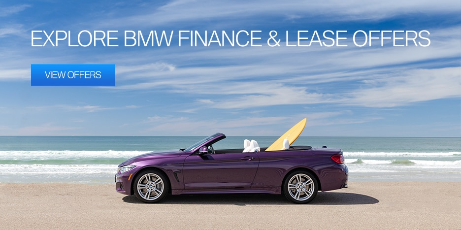 Explore BMW Finance & Lease Offers