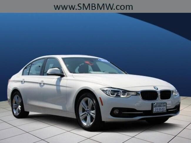 2018 BMW 3 Series 330i  South Africa Sedan