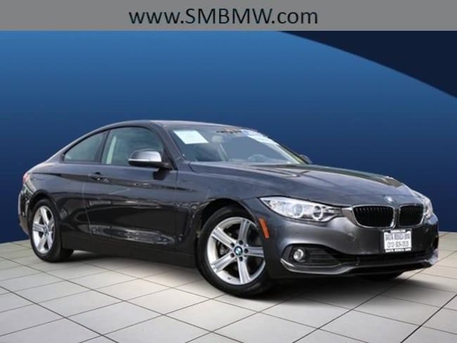 2015 BMW 4 Series 428i RWD Sulev Coupe