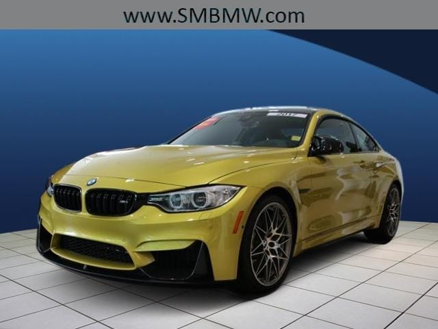 2017 BMW M4 Base Coupe