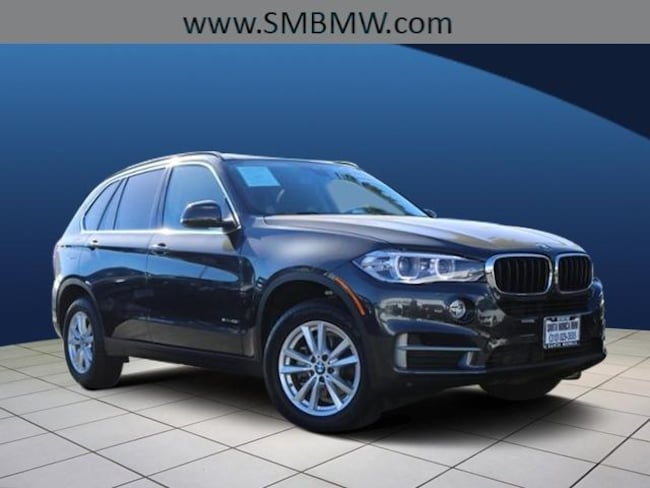 2015 BMW X5 AWD  Xdrive35i SUV