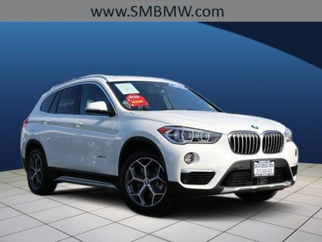 2018 BMW X1 Sdrive28i Sports Activity Vehicle SUV