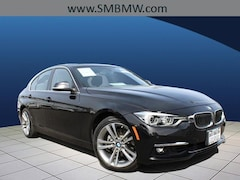 2016 BMW 3 Series 328i RWD Sulev Sedan