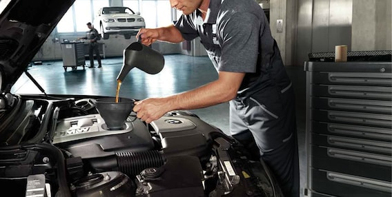 When Should You Get Your Oil Changed | Santa Monica BMW