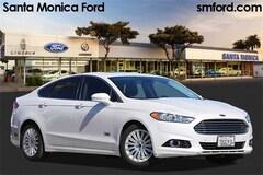 2013 Ford Fusion Energi SE Luxury Sedan