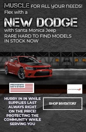 February Dodge Power Special
