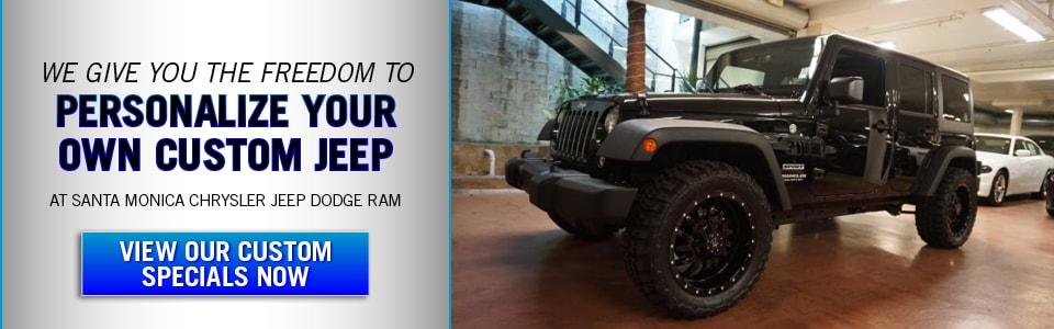 Santa Monica Chrysler Jeep Dodge RAM