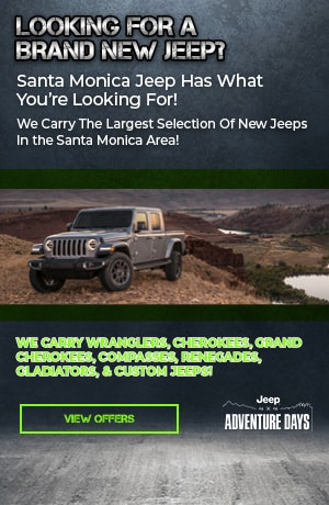October 2019 Brand New Jeep