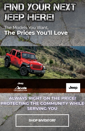 May Jeep Destination