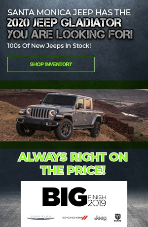 November | 2020 Jeep Gladiator | In Stock