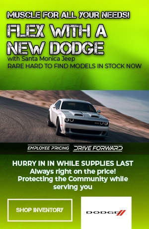 June | Dodge Power Dollars | Special